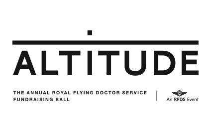 Muse Bureau produces the ALTITUDE Ball for the Royal Flying Doctor Service, including creative direction, entertainment engagement, sponsorship, marketing, publicity and event management