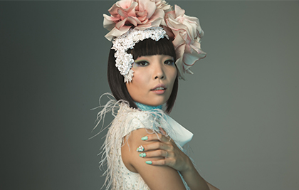 Dami Im performed at the 2015 ALTITUDE Ball, produced by Muse Bureau
